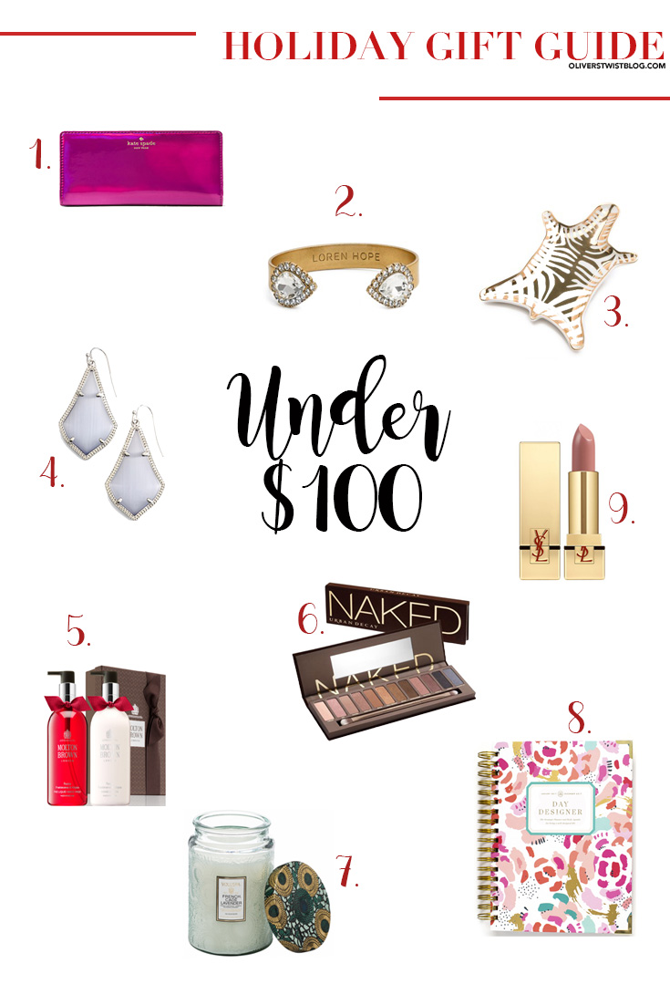 Holiday Gift Guide Under 100 Oliver 39 S Twist